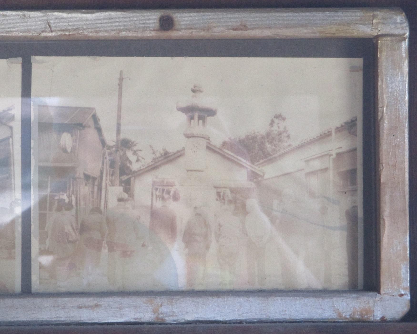 2019.10.9 (29) 両町常夜灯 - むかしの写真 1750-1400