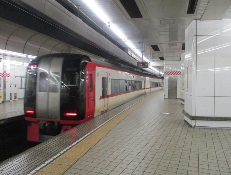 2019.10.11 (5) 名古屋 - 岐阜いき特急 1550-1170