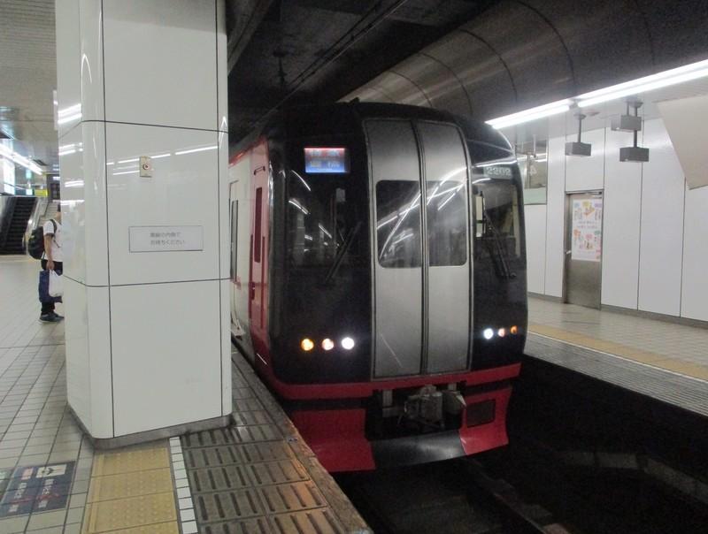 2019.10.11 (7) 名古屋 - 豊橋いき特急 1590-1200