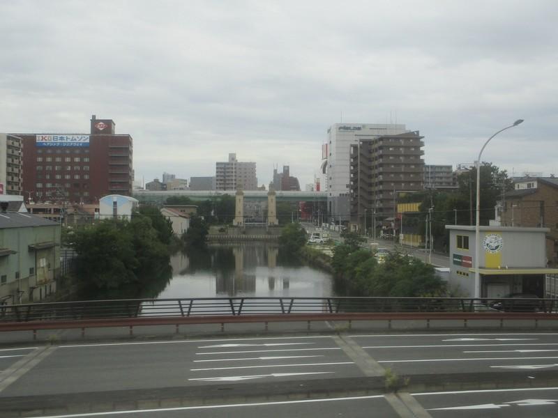 2019.10.11 (8) 豊橋いき特急 - 松重閘門 1600-1200