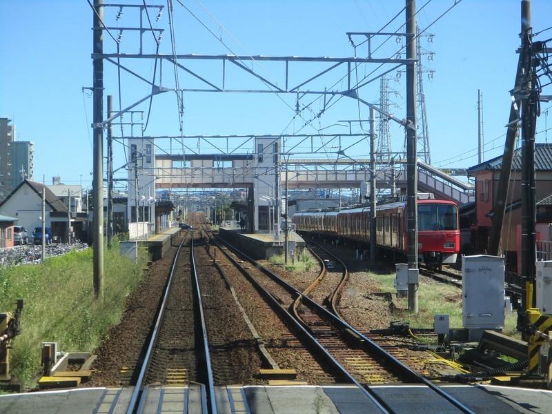 2019.10.13 (10) 東岡崎いきふつう - 矢作橋 2000-1500