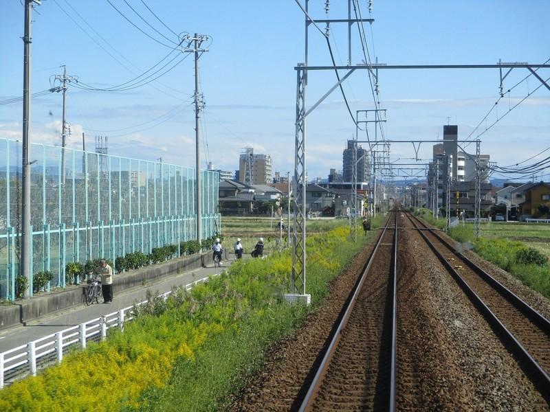 2019.10.15 (12) 東岡崎いきふつう - 宇頭矢作橋間 2000-1500