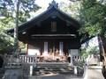 2019.10.15 (24) 矢作神社 - 拝殿 2000-1500