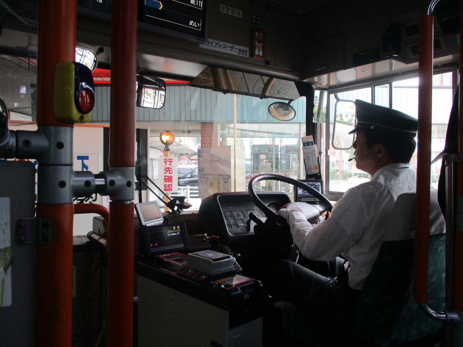 2019.10.17 (3) JR岡崎駅いきバス - 東岡崎 1600-1200