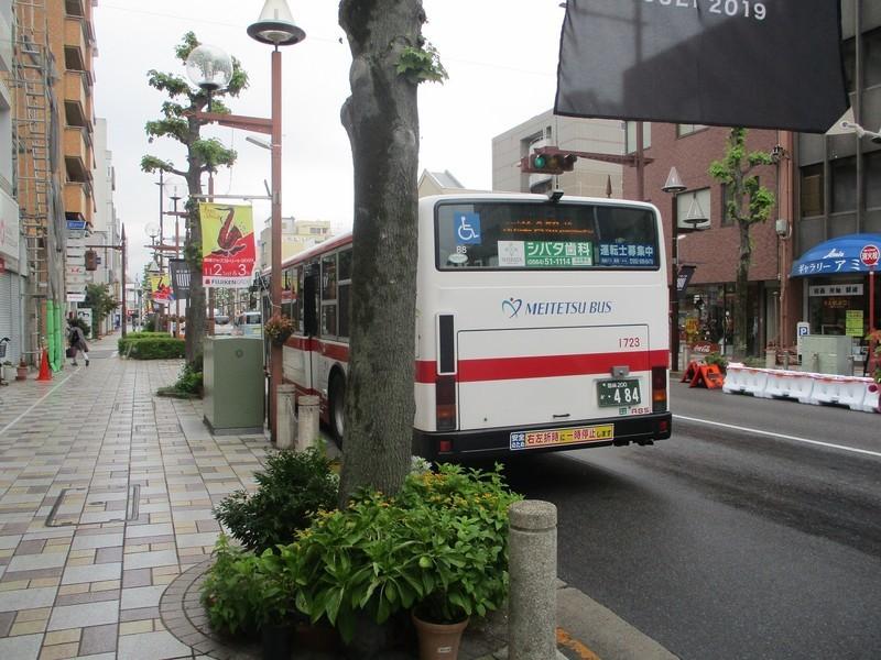 2019.10.17 (4) 康生町バス停 - JR岡崎駅いきバス 1600-1200
