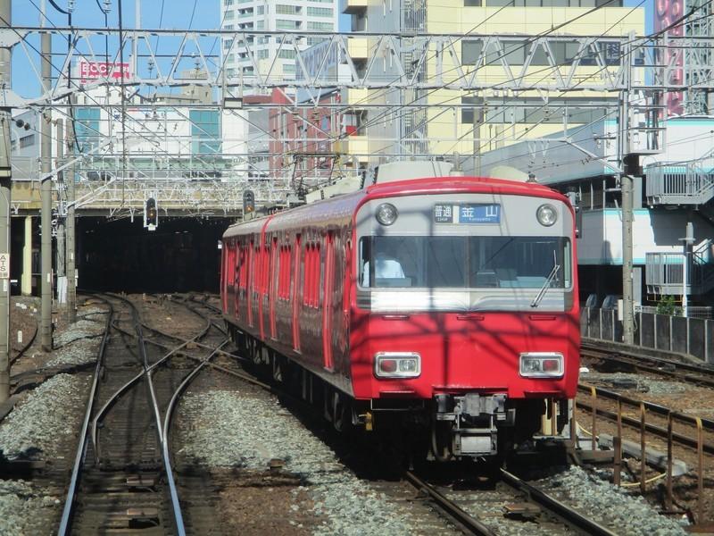 2019.10.23 (34) 岐阜いき特急 - 神宮前金山間 2000-1500