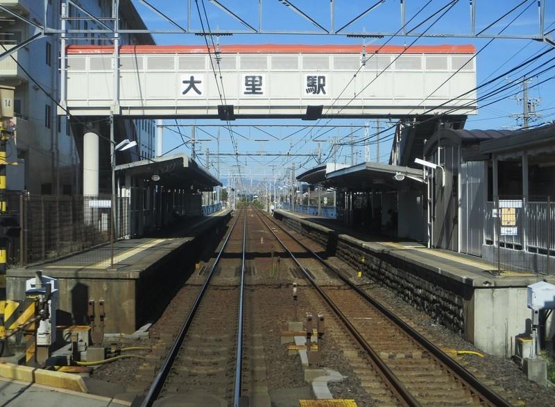 2019.10.23 (58) 岐阜いき特急 - 大里 1800-1320
