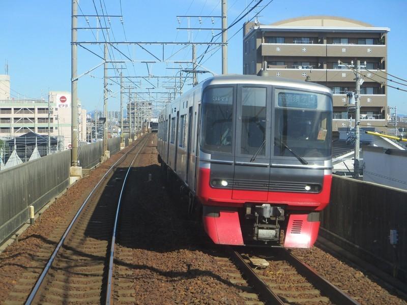 2019.10.23 (66) 岐阜いき特急 - 島氏永妙興寺間 1600-1200