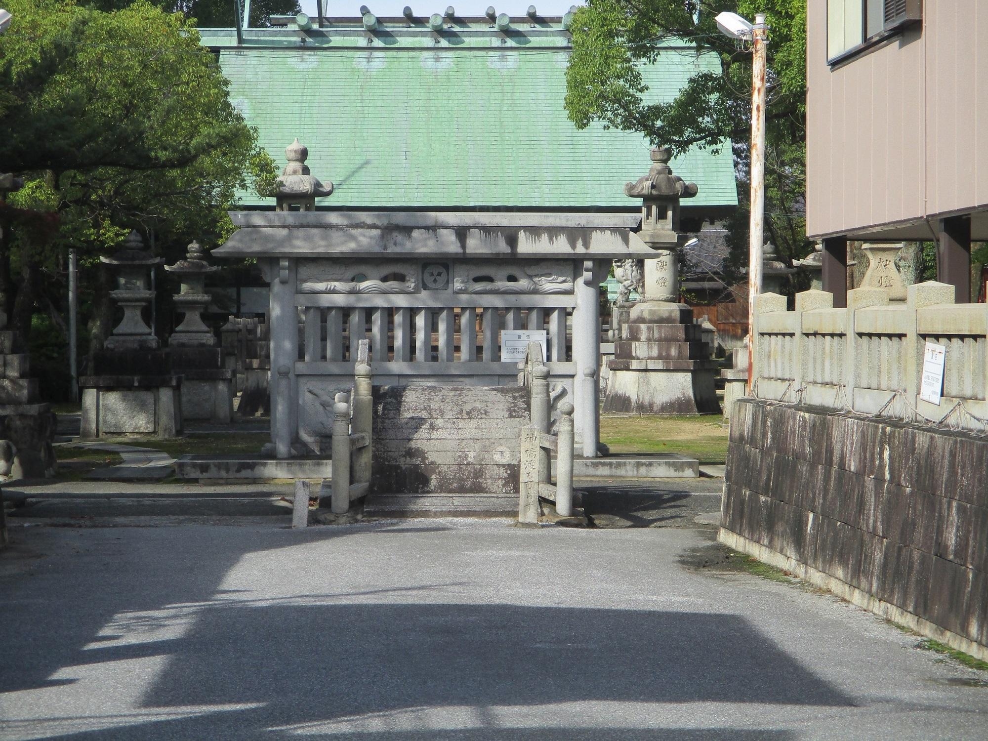 2019.10.23 (102) 貴船神明社 - 太鼓橋 2000-1500