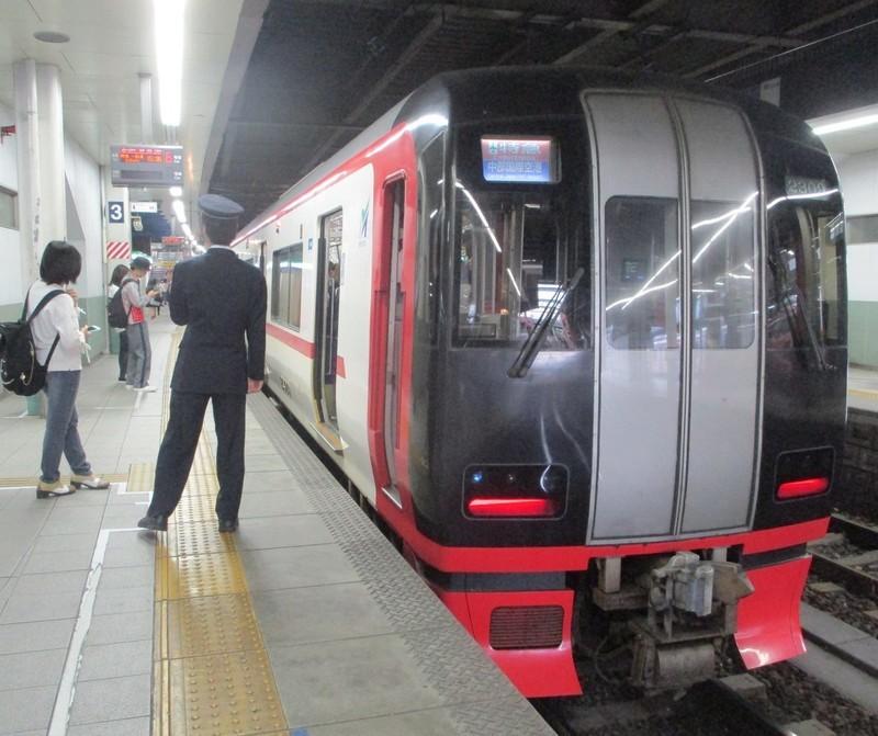 2019.10.23 (115) 金山 - セントレアいき特急 1430-1200