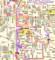 名鉄バス竜美丘・日名町線25系統の路線図(路線図ドットコム) 690-750