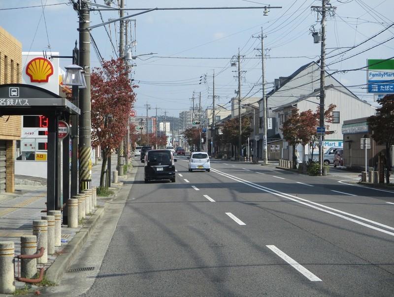 2019.10.27 (5) 岡崎墓園いきバス - 徳王神社前バス停 1990-1500