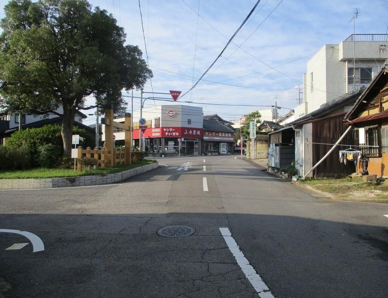 2019.10.27 (22) 東海道 - 冠木門 1950-1500