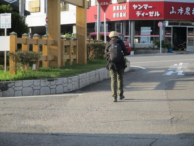 2019.10.27 (23) 東海道 - 冠木門 1990-1500