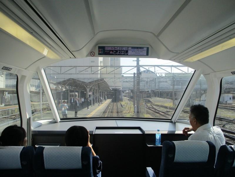 2019.10.28 (12) 豊橋いき快速特急 - 豊橋 1790-1350