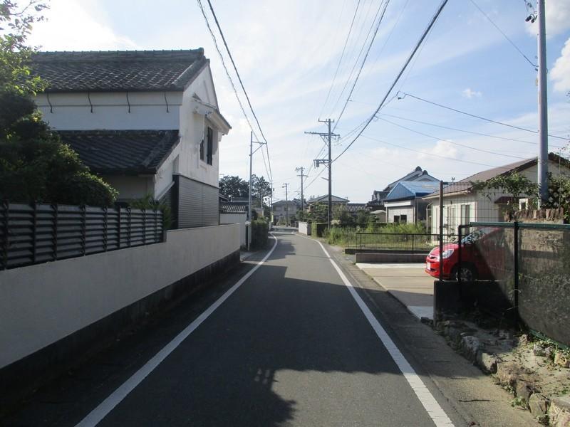 2019.10.28 (51) 嵩山 - 姫街道にしえ(土蔵) 1800-1350