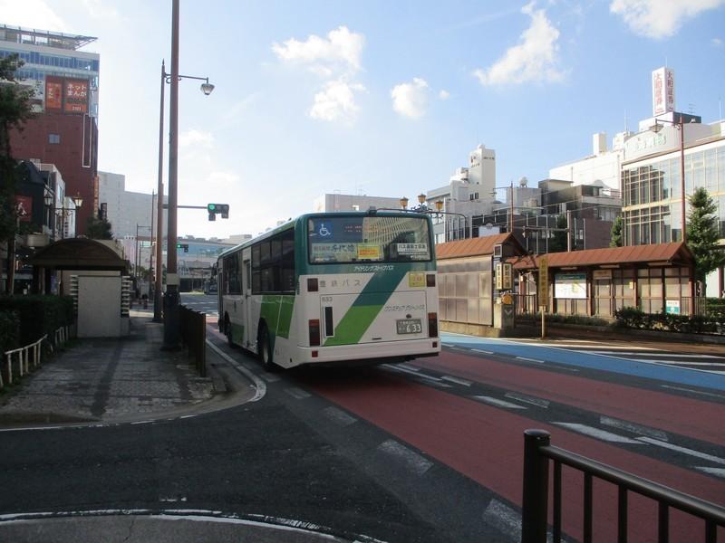 2019.10.28 (55) 駅前大通バス停 - 豊橋駅前いきバス 2000-1500
