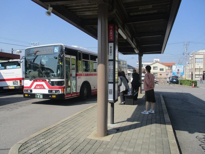 2019.10.30 (3) 美合駅 - 東岡崎いきバス 2000-1500