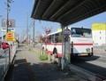 2019.10.30 (13) 東公園口バス停 - 東岡崎いきバス 1790-1350