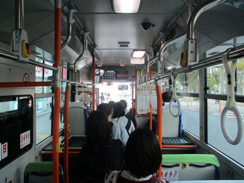 2019.10.30 (18) 美合駅いきバス - 東岡崎 1600-1200