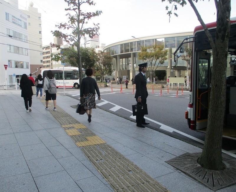 2019.10.30 (19) 東岡崎 - 美合駅いきバス 1660-1350