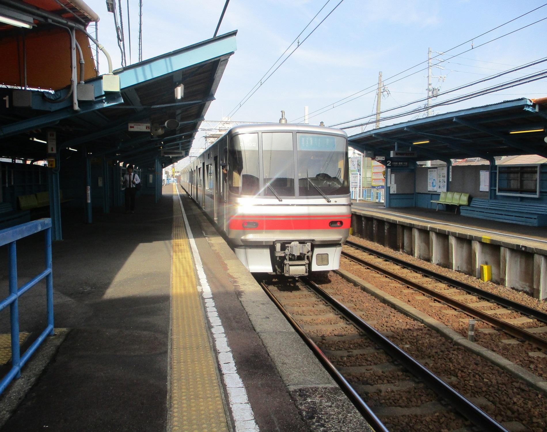 2019.10.31 (4) 呼続 - 岩倉いきふつう 1900-1500