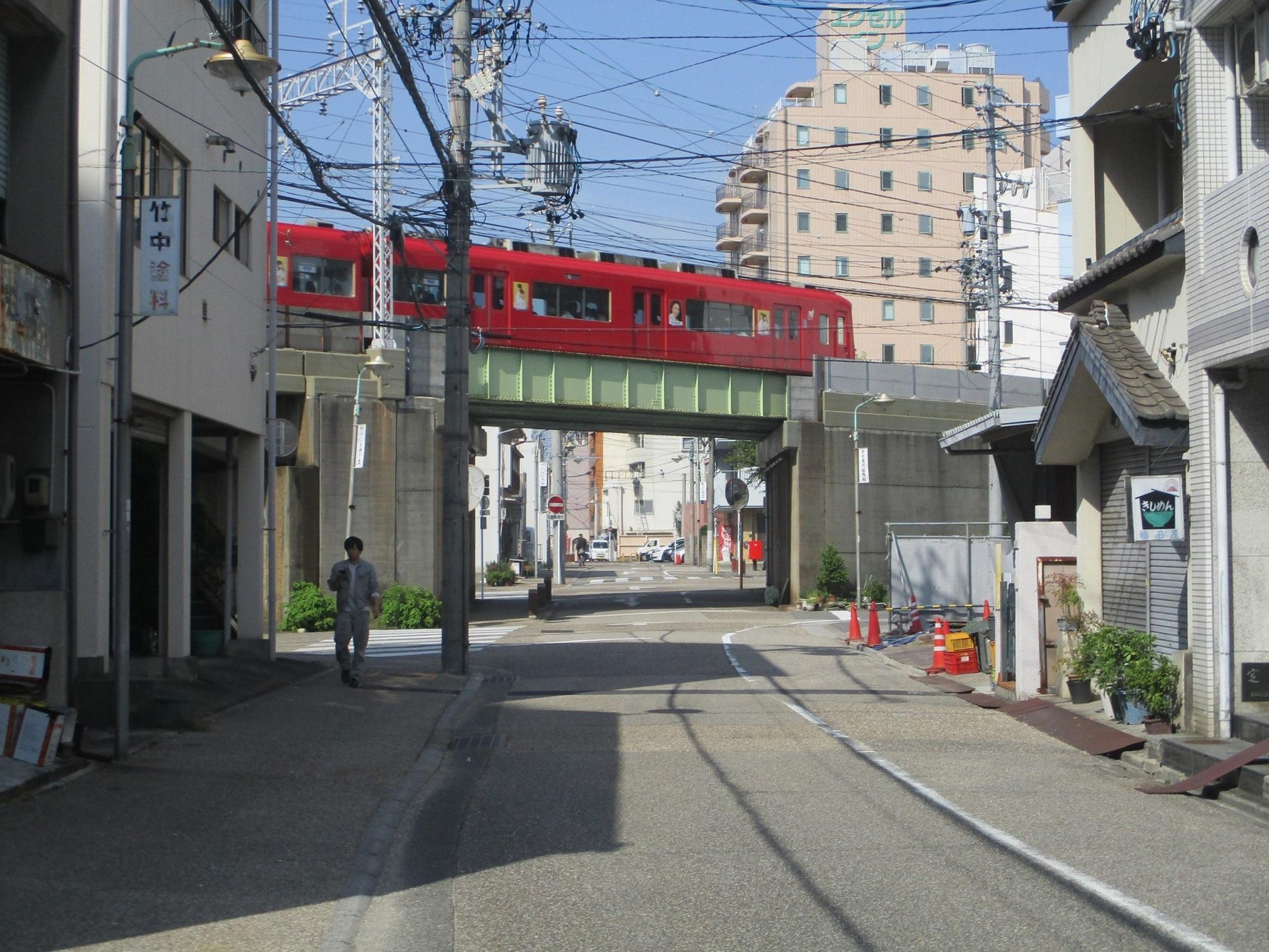 2019.10.31 (17) 東海道 - 常滑線高架 2000-1500