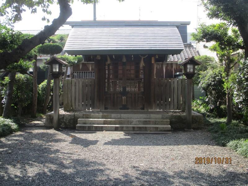 2019.10.31 (22) 宮宿 - 鈴之御前社 2000-1500