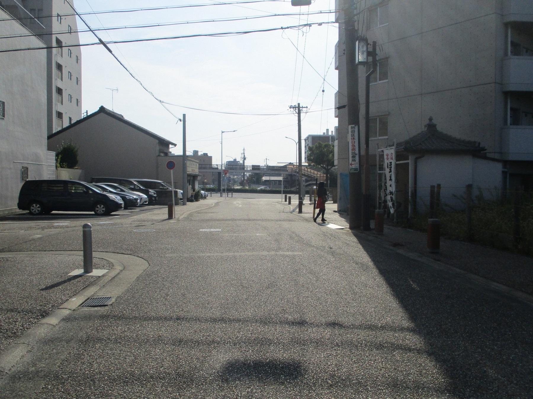 2019.10.31 (31) 宮宿 - 三差路からみなみえ 1800-1350