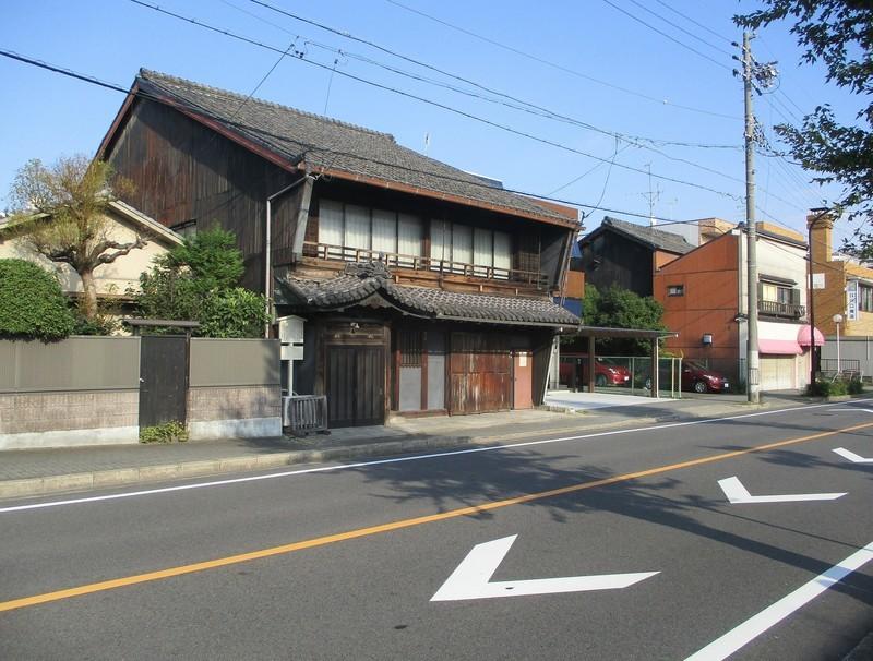 2019.10.31 (36) 宮宿 - 丹羽家住宅 1660-1160