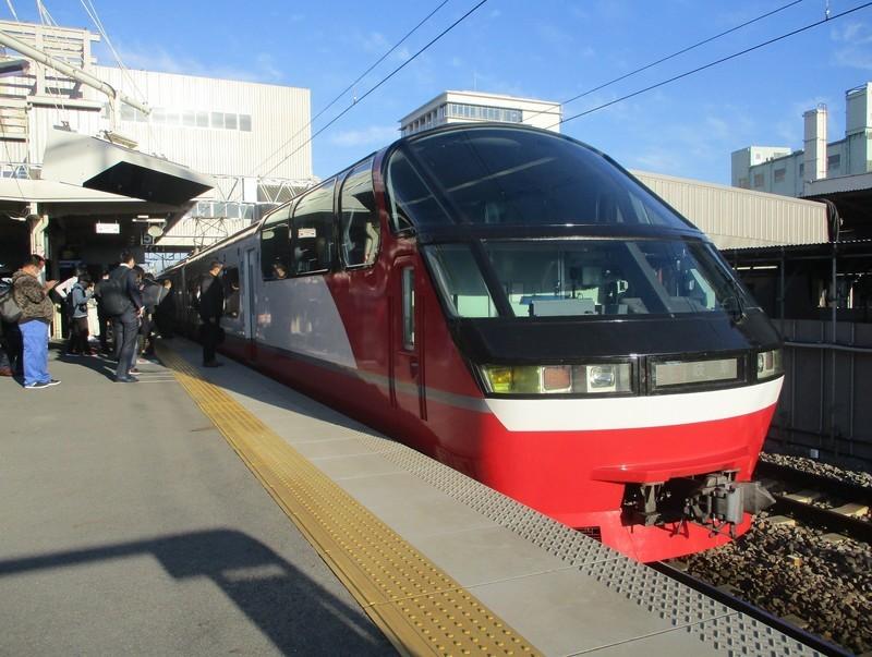 2019.11.7 (3) 知立 - 岐阜いき快速特急 1990-1500