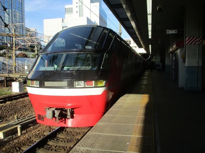 2019.11.7 (5) 金山 - 岐阜いき快速特急 2000-1500