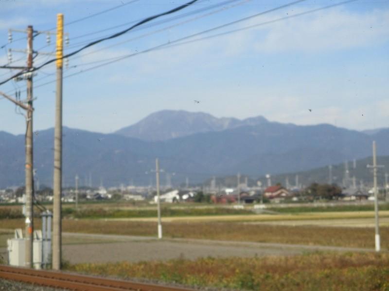 2019.11.7 (43) 米原いきふつう - 大垣垂井間 1000-750