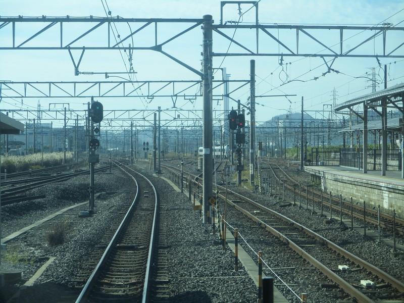 2019.11.7 (63) 姫路いき新快速 - 米原しゅっぱつ 2000-1500