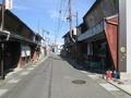 2019.11.7 (110) 八日市 - 御代参街道 1990-1500