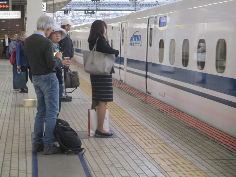 2019.11.7 (128) 米原 - 東京いきこだま号 1790-1350