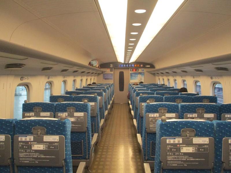 2019.11.7 (129) 東京いきこだま号 - 米原 2000-1500
