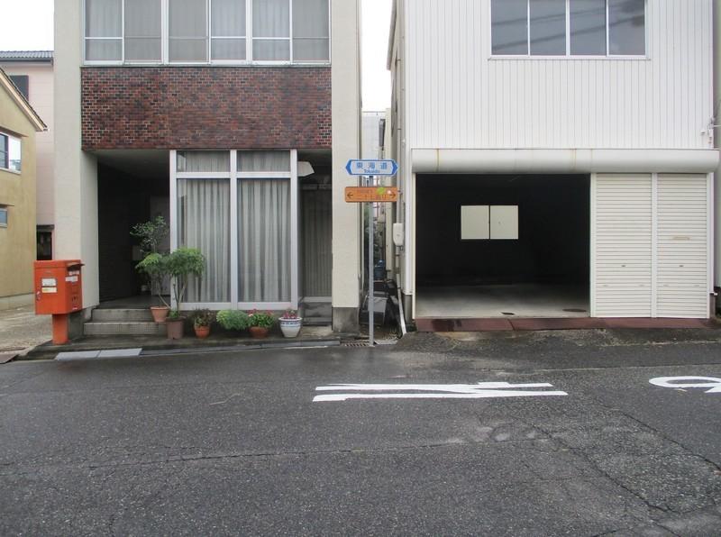 2019.11.11 (14) 岡崎城下27まがり - 「か」のみちしるべ 2000-1490