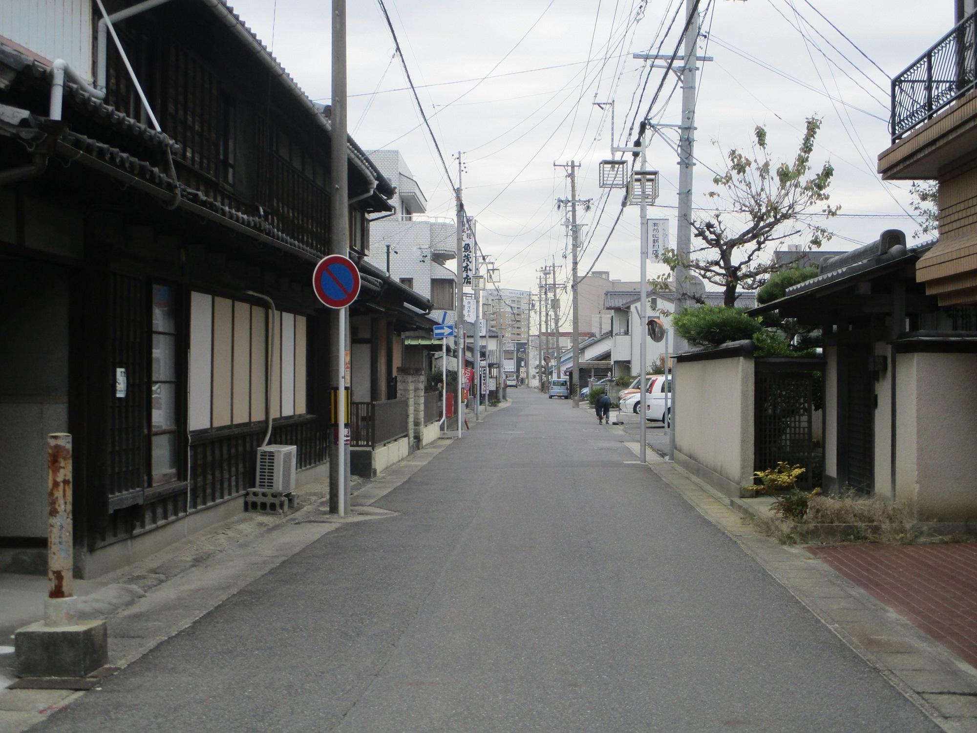 2019.11.13 (27) 東海道 - 山町をにしえ 2000-1500