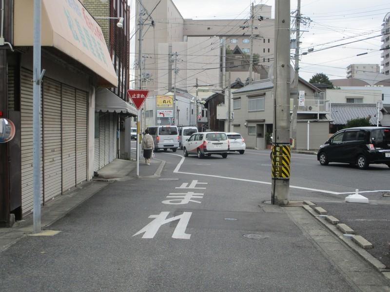 2019.11.13 (30) 東海道 - 県道51号線と合流 2000-1500