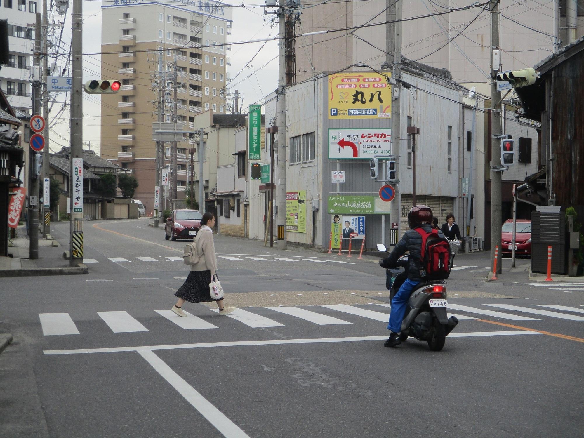 2019.11.13 (31) 東海道 - 中町交差点 2000-1500