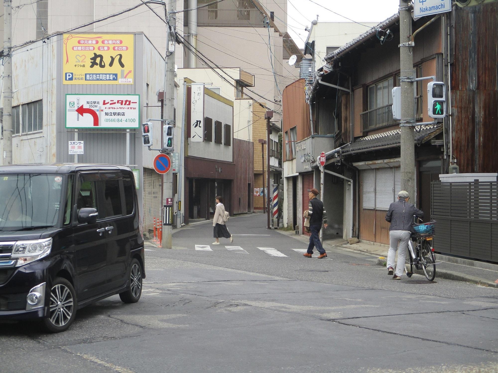 2019.11.13 (32) 東海道 - 中町交差点からにしえ 2000-1500