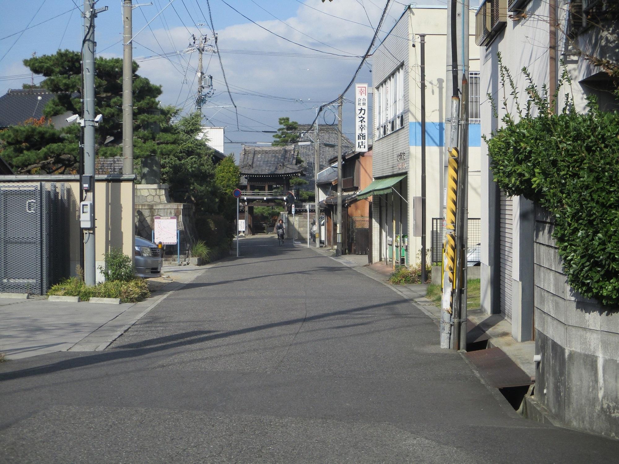 2019.11.13 (48) 東海道 - 池鯉鮒宿 2000-1500