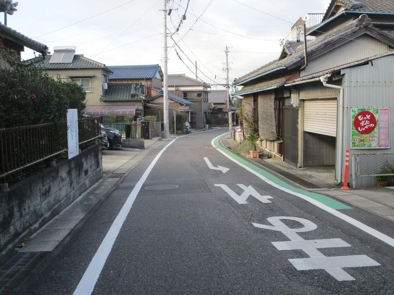 2019.11.13 (56) 東海道 - 西町をにしえ 1800-1350