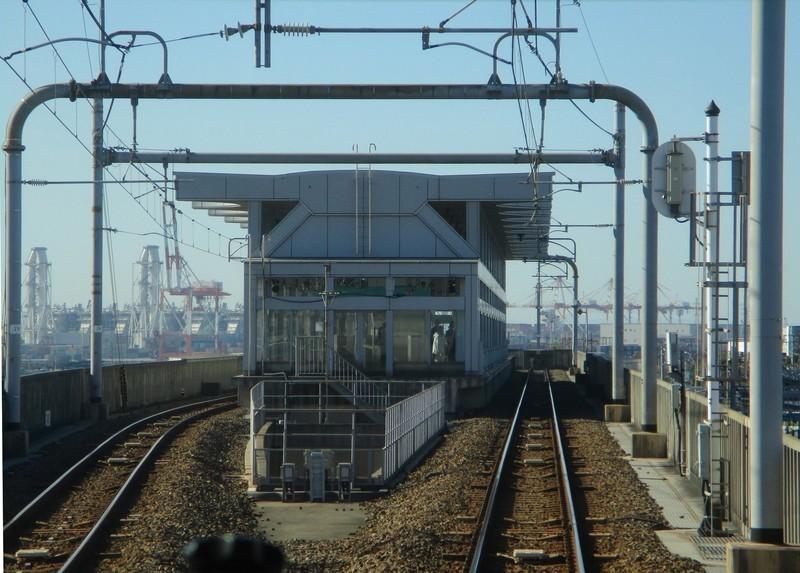 2019.11.21 (34) 金城ふ頭いきふつう - 金城ふ頭 2010-1440