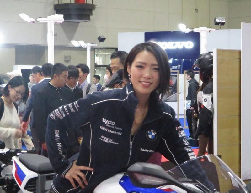 2019.11.21 (47) 名古屋モーターショー - BMW S1000[10] 1750-1350