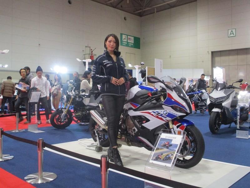 2019.11.21 (48) 名古屋モーターショー - BMW S1000[10] 2000-1500