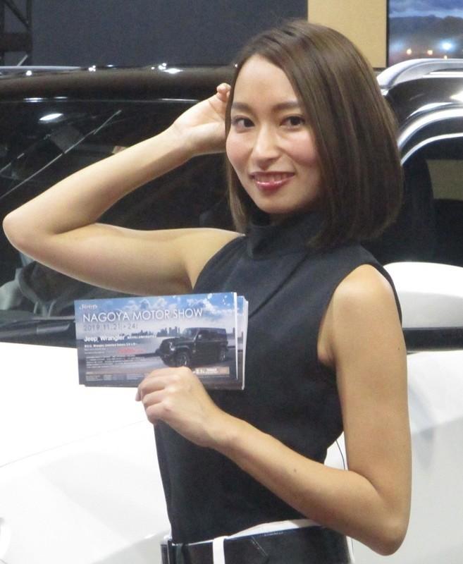 2019.11.21 (58-1) 名古屋モーターショー - ジープコンパス[15] 1150-1400