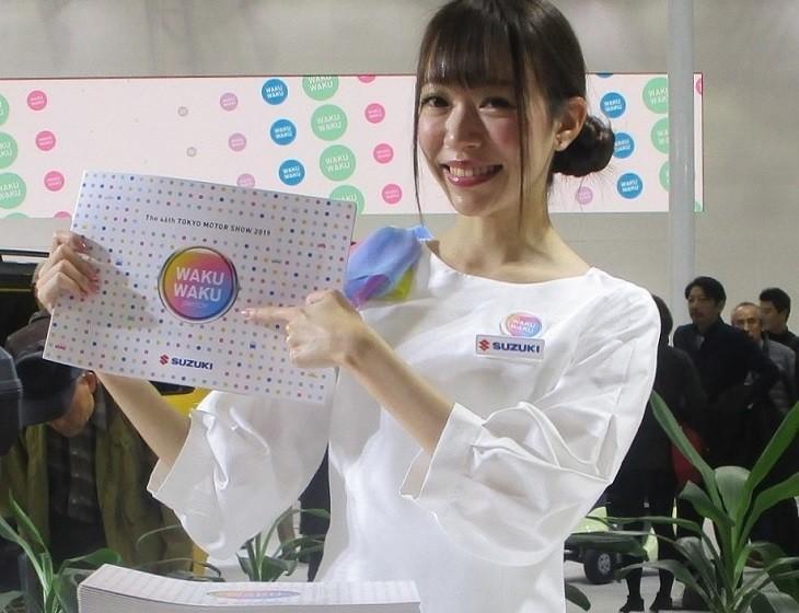 2019.11.21 (78-1) 名古屋モーターショー - スズキ[27] 730-560