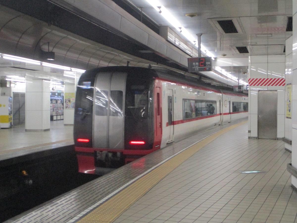 2019.11.27 (2) 名古屋 - 岐阜いき特急 1200-900